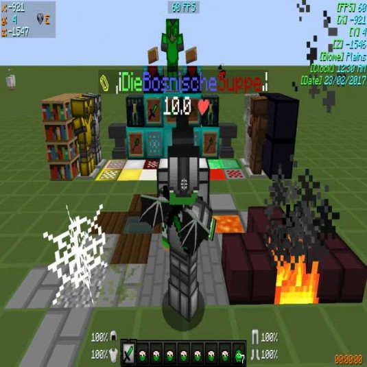 best green pvp pack  0.2