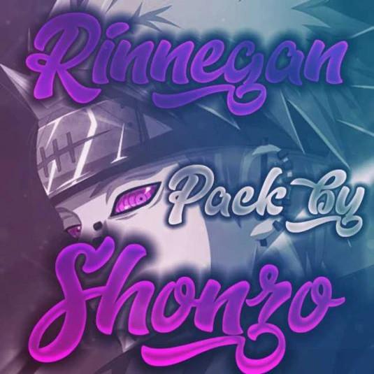 Rinnegan Naruto Pack by shonzo