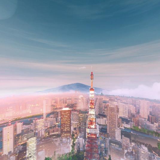 Tokyo [64x]