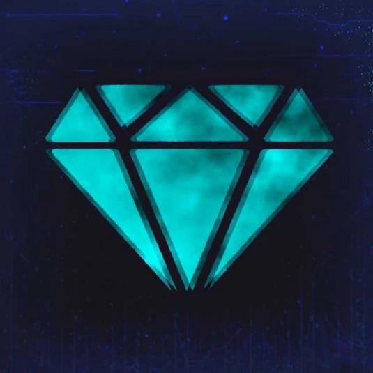 Crystal32x (Blue)