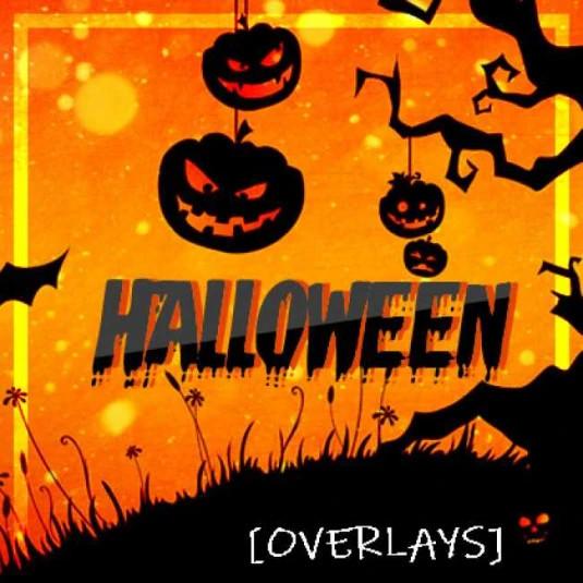 Halloween Pack '18 [Overlays]