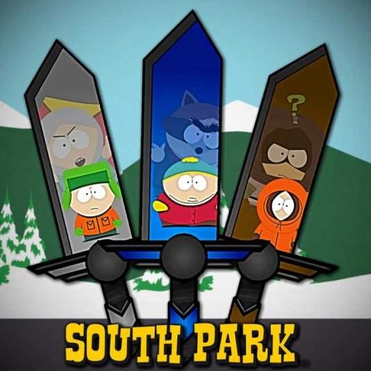 South Park Pack 2.0 (+Sounds)