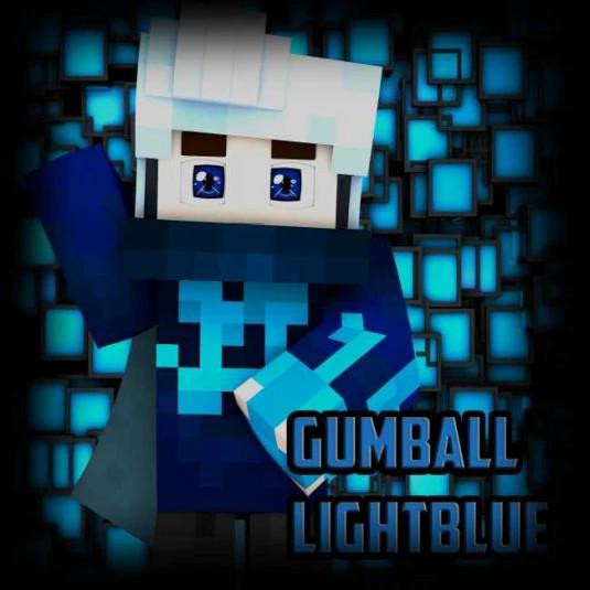 GumballLightBlue