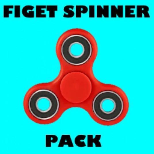 FidgetSpinner pack