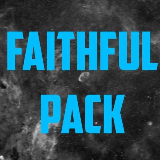 Blue Faithful Pack! :^)