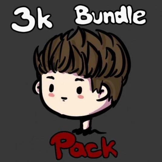 Pikachu Pack 3k | LikoRP24