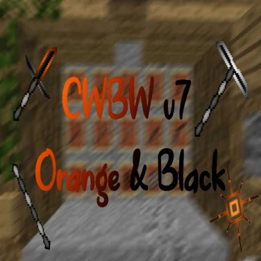CWBW v7 Black & Orange Pack