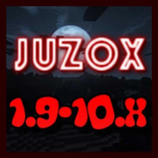 JuZox-Pack-V1-1.9-10.X