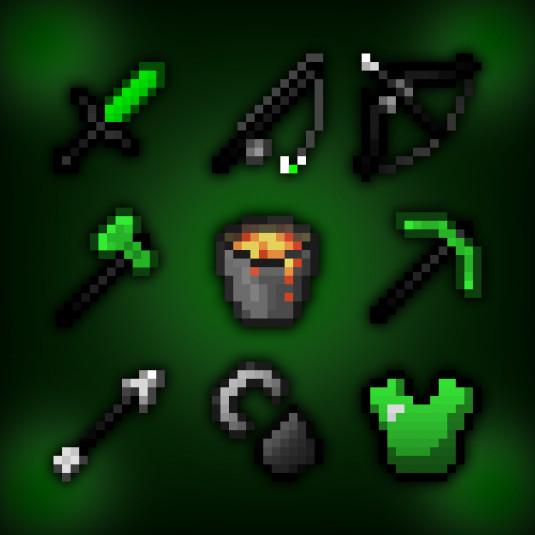 !HIPZTERs Dark Green Default Edit