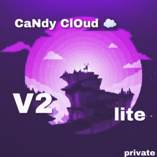 CaNdy ClOud V2 lite  {private} rf 1.8.9r