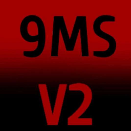 9ms V2 Red-Black Edit