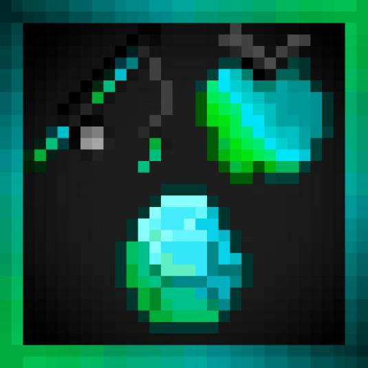 Aqua Green Fade [16x]