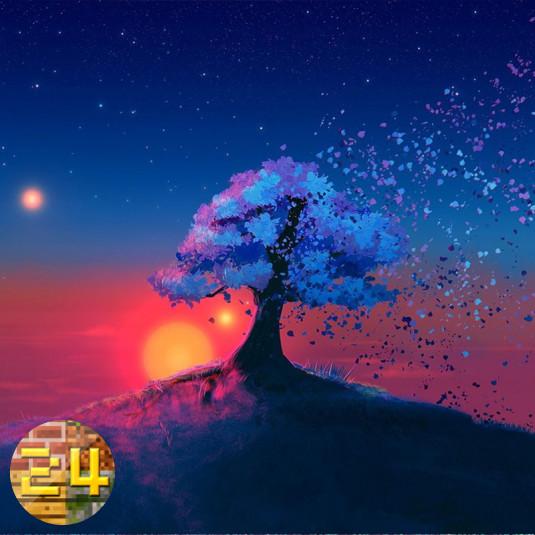 Maple Tree Custom Sky (Overlay)