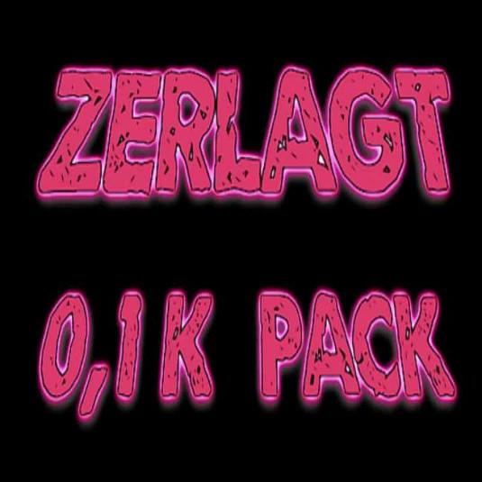 zerlagts 0,1k Pack