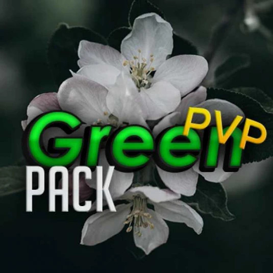 Green PvP Pack