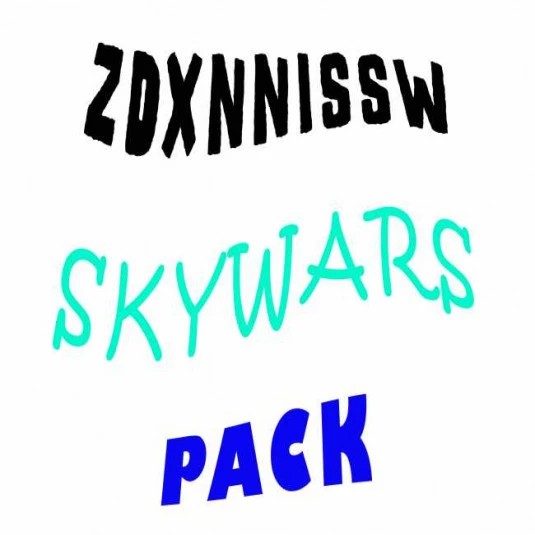 zDxnnisSW Skywars Pack