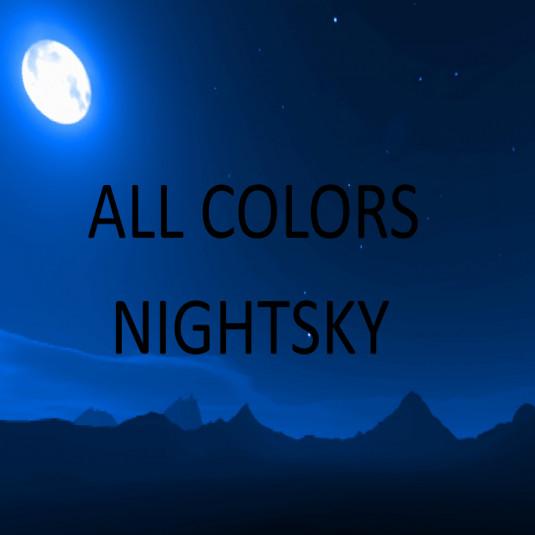 NightSky Overlay Pack