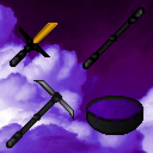 MARY JANE [64x] purple