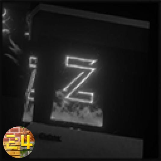 ZickZackV3 - Schwarz