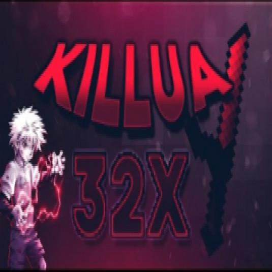 !    4Red Killua 32x