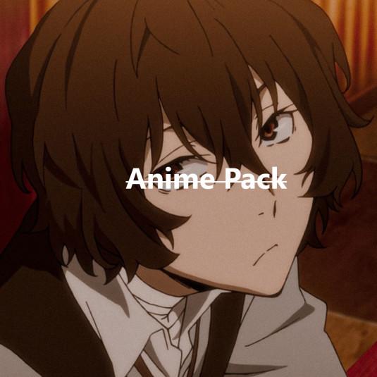 Anime mashup pack