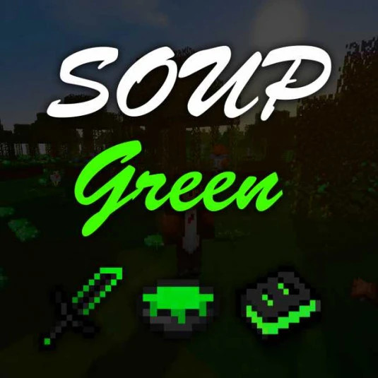 SOUP GREEN DEFAULT EDIT