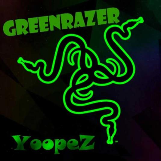 YoopeZ GreenRazer