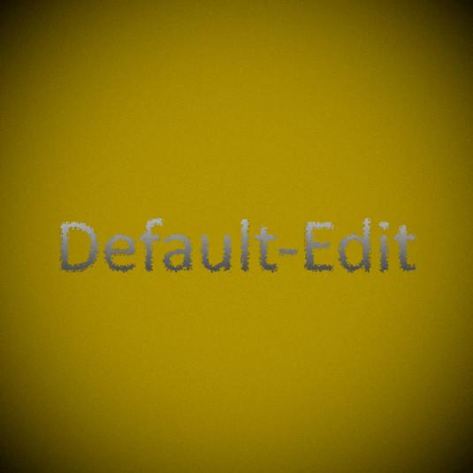 Default-Edit (yellow)