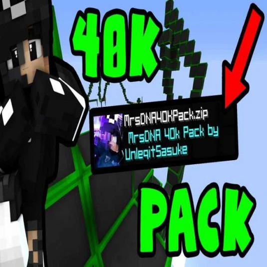 MrsDNA 40K Pack