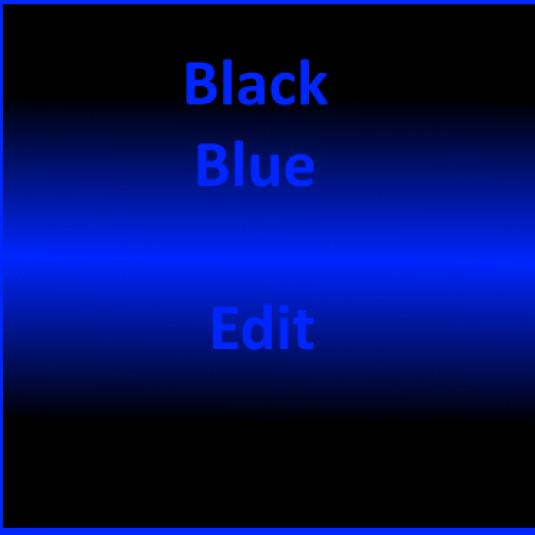 Blackblueedit