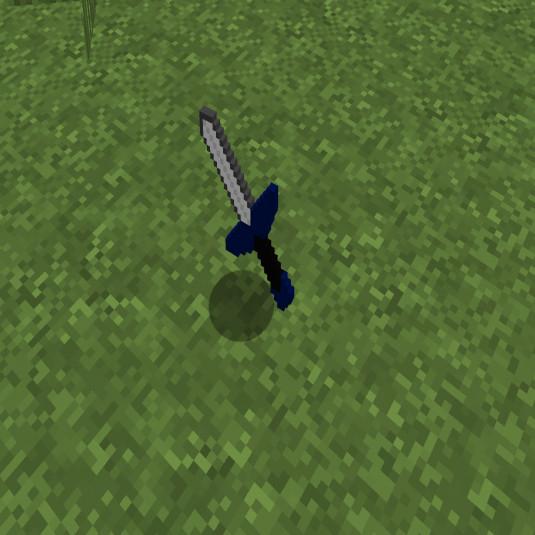 Faithful Edited Swords Blue 1.8