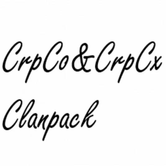 CrpCoCrpCxClanpack