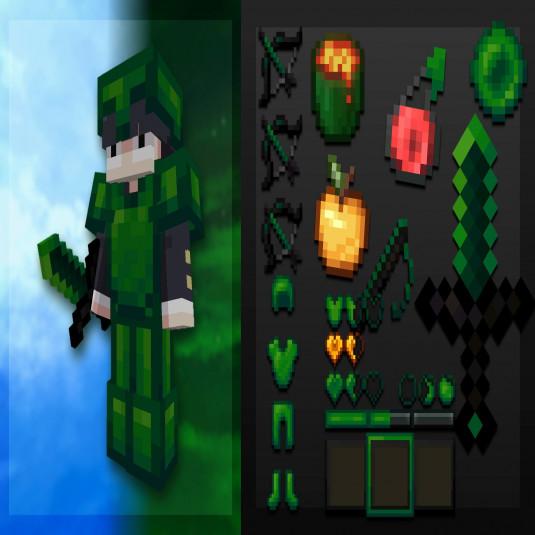 Danteh Green Revamp 16x