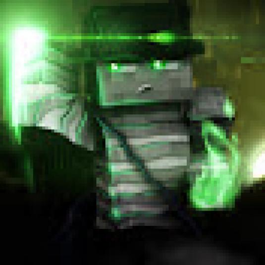 Green Telly 60k by zNoscope
