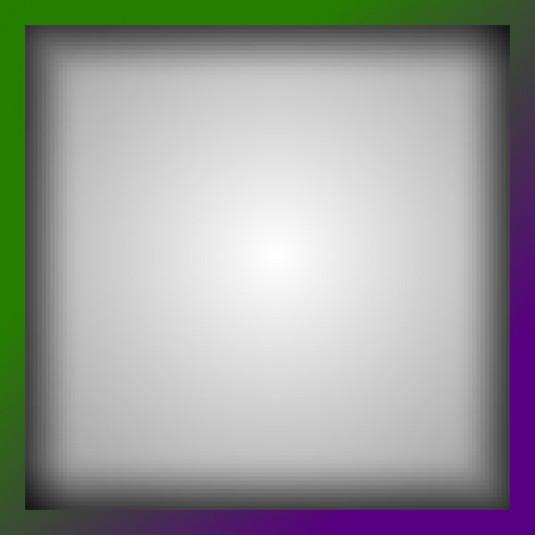 BW Overlay Green Purple
