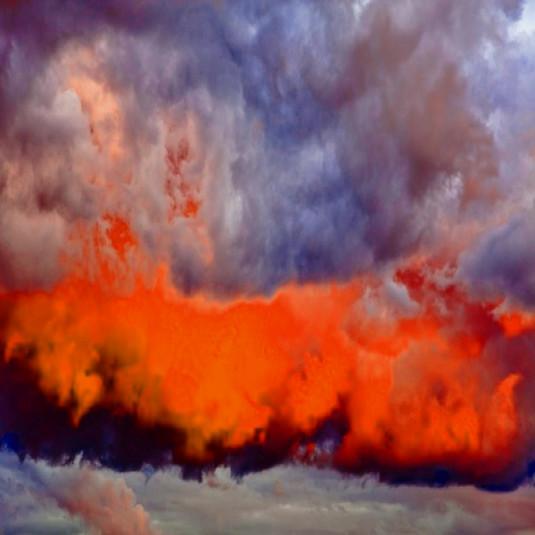 Bloody Clouds 64x Orange Edit