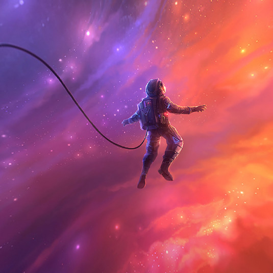 Galaxy Sky-Overlay