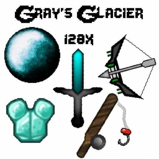 Gray's Glacier [128x]