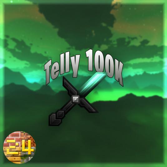 Telly 100K Pack (Green)