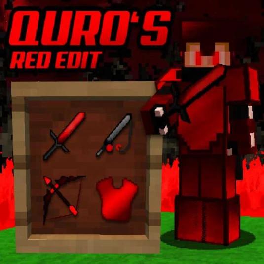 quro's red edit