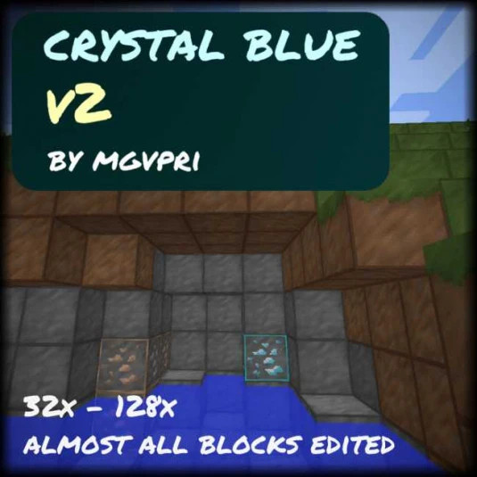 Crystal Blue Pack v2