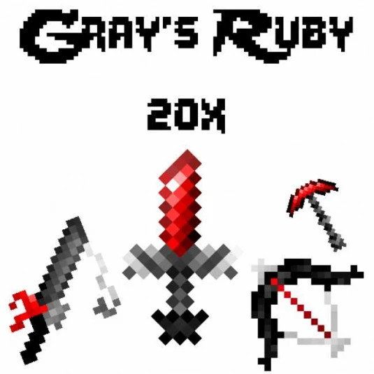 Gray's Ruby 20x [Vid Rev. in Desc]
