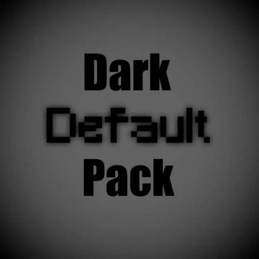 Dark Default Pack