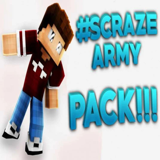 #ScrazeArmy Bedwars Pack
