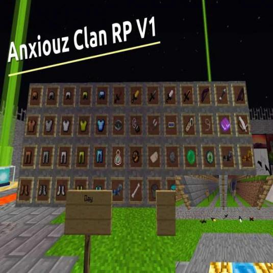 Anxioux Clan RP - [BW]