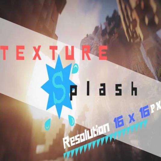 TextureSplash [16x16] [MC + 1