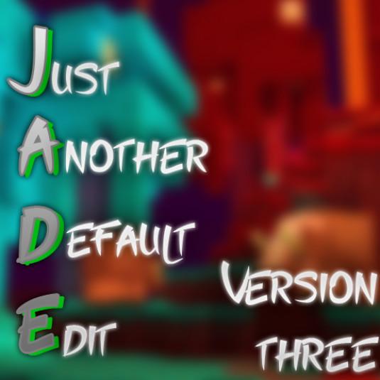 J.A.D.E. Pack V3