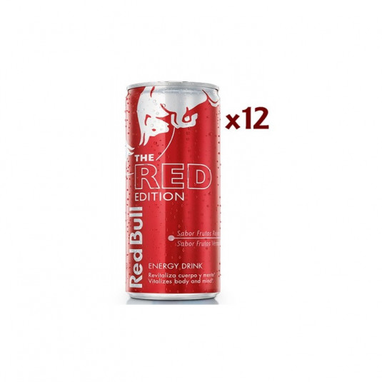 Redbull Red [128x]