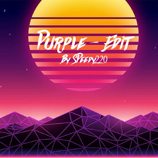 Purple Edit ~Speedy220~