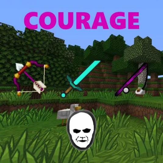 Courage the Cowardly Dog Pack
